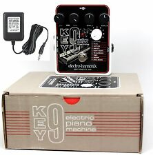 New Electro-Harmonix KEY9 Electric Piano Machine (KEY 9) Guitar Pedal EHX