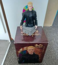 More details for buffy the vampire slayer spike bust statue