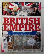 Book Of The BRITISH EMPIRE Story ALL ABOUT HISTORY Special Edit 162 Pages No.2