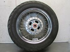 G KAWASAKI VULCAN VN 900 2009 OEM REAR WHEEL