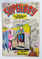 Superboy #84 1960 Silver Age DC Comic William Tell Papp -art Swan -C
