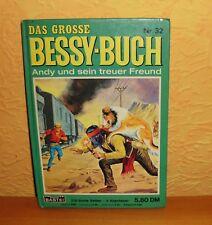 Bessy Buch HC 32 Bastei 528,537,534,538,536 Zweitaufl 1,2, nur3 mit Bügelbild /B