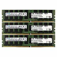 DDR4 2133MHz LRDIMM 96GB Kit 3x 32GB Dell PowerEdge R730xd R730 R630 Memory RAM