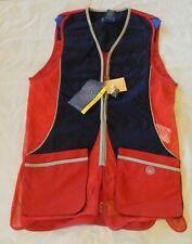 BERETTA Men's Silver Pigeon Vest, Size L, Choose Color/Style