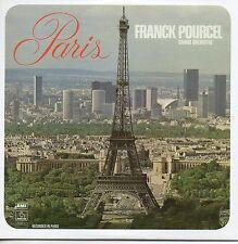 CD Franck POURCEL Paris (1975) - Mini LP REPLICA - 12-track CARD SLEEVE