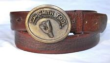 Vintage Smith Tool Company Belt w/ Buckle Size 34