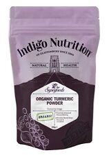 Organic Turmeric Powder - 250g - Indigo Herbs