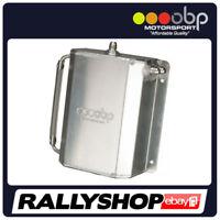 OBP 2L JIC 6 Fittings Bulk Head Mount Oil Catch Tank M02J turbo rally race