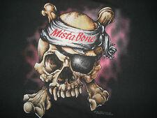Vintage 1980s GREAT WHITE CONCERT T SHIRT Mista Bone BUTTER SOFT Poison Ratt M