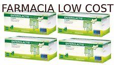 4X ENTEROLACTIS 12 - Integratore di Fermenti Lattici Probiotico - 48 FLACONCINI