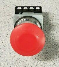Siemens 52pr8w2a 30mm Mushroom Pushbutton Twist To Release E Stop