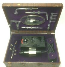 More details for vintage violet ray / electrotherapy machine, uco 10, by diathermic rays ltd