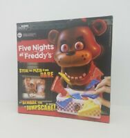 Five Nights At Freddy's Jumpscare Pizza Board Game Fazbear RARE OOP FNAF NEW