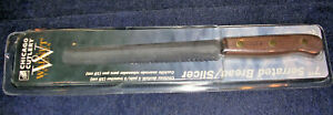 """Scarce Vintage Chicago Cutlery BT7 7"""" Slicing Knife! Classic, U.S.-Made! NOS!"""