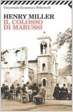 Il colosso di Marussi, HENRY MILLER, FELTRINELLI LIBRI, CODICE:9788807819360