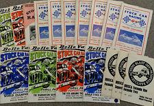 More details for classic vintage stock car programmes