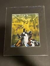 James Harrison Signed Pittsburgh Steelers Autographed 8x10 Photo