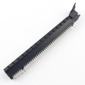 1Pcs Black PCIE PCI-E 16X 164 Pin DIP Slot Video Card Socket Connector Adapter