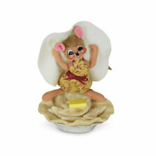 Annalee Dolls 2021 Autumn 5in Apple Pie Mouse Plush New with Tag