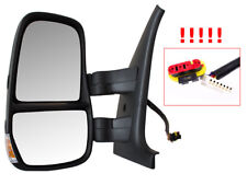 MIRROR WING ELECTRIC HEATED LEFT SHORT ARM FOR IVECO DAILY IV MK4 V MK5 06-14
