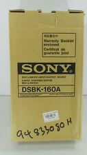 Sony SDI & I LINK (DV) INPUT/OUTPUT BOARD DSBK-160A FOR DSR-70
