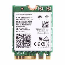 Intel 8265NGW Wireless-AC 8265 NGFF 802.11ac WiFi Bluetooth 4.2 867Mbps Wlan M.2