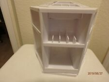 Lori Greiner Tabletop Spinning Deluxe Cosmetic Organizer, Used