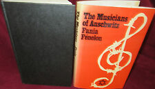 The MUSICIANS of AUSCHWITZ ~  Fania Fénelon. 1st UK UNread!   Concentration Camp