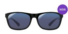 EnChroma Colby Outdoor Glasses FOR KIDS - Color Blind Glasses (Black)