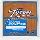 (FW19) The Zutons, It's The Little Things We Do - 2006 DJ CD