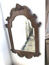 Georgian Walnut Mirror