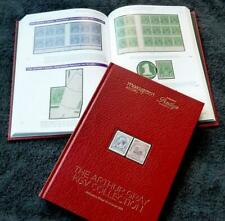 Arthur Gray KGV Collection Hardbound Leather Grained Deluxe Auction Catalogue