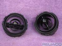 BMW Mini R50 R52 R53 Dash Interior Heater Air Vent Ball x2 Pair Cooper S 6800887
