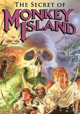 Monkey Island A3 Poster Print GZ1129