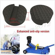 Enhanced Version 6.5*2.5cm Autos Floor Slotted Rubber Jack Pad Adapter Universal(Fits: Rabbit)