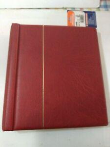 Beautiful Lighthouse U.S. Hingeless Stamp Album - Excellent Used!