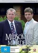 Midsomer Murders: Season 10 - Jason Hughes NEW R4 DVD