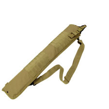Coyote Tan Condor Shotgun Scabbard - Designed for Tactical Use and Hunting
