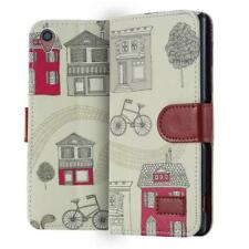 Handyhülle Schutzhülle Handytasche Case Cover für Sony Xperia Z5 Premium Retro H
