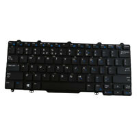 US Keyboard Kit For Dell Latitude 3150 3160 E5250 E5270 E7270 E7250 Laptop
