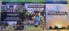 Minecraft: Xbox One Edition + Builders Pack + Windows 10 - Digital Download