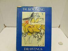 Willem de Kooning Drawings.  Thomas Hess.