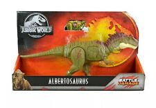 ALBERTOSAURUS - Jurassic World Battle Damage New in package