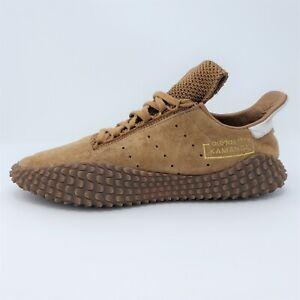 Adidas Kamanda 01 Lace Up Mens Raw Dessert Brown Shoes Sneakers Size 9 B96522