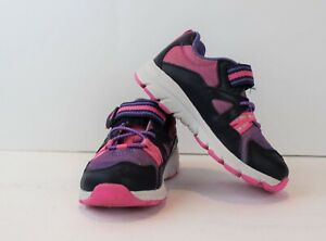 Stride Rite Toddler Girls Size 8 Made 2 Play Shoes Sneakers