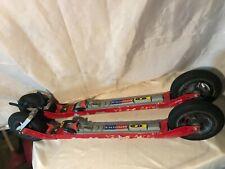 V2 Aero 150S Skating Roller Skis w/ Salomon Bindings & Speed Reducers