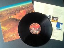 MIDNIGHT OIL RED SAILS IN THE SUNSET LP RECORD