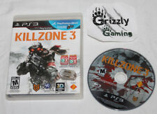USED Killzone 3 PS3 (NTSC) TESTED and WORKING