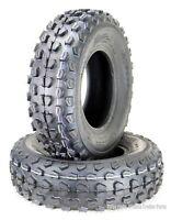 8-Ply 21x7x10 GPS Gravity 848 ATV XC Tires x2 21x7-10 Pair 21-7-10 New