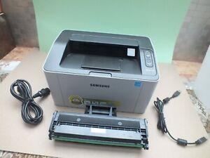 Samsung Xpress SL M2022 USB Laserdrucker Drucker Bluetooth Kabellos neuwertig